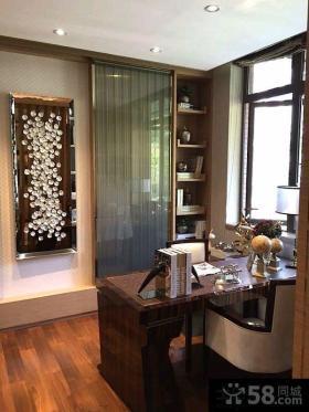 新古典装修豪华三室两厅设计效果图欣赏