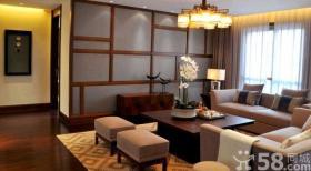 现代简约风复式公寓装修效果图