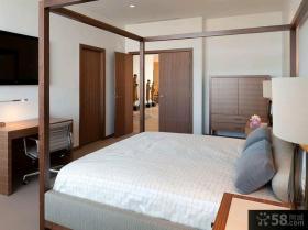 现代简欧别墅客厅布沙发摆放设计