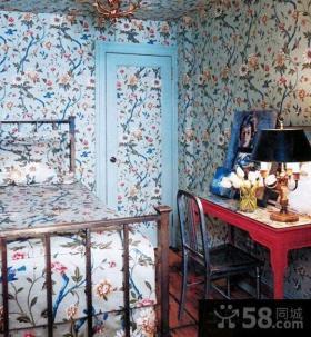 北欧设计装修卧室效果图