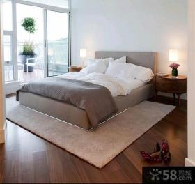 简约风格132平四居室室内装修效果图