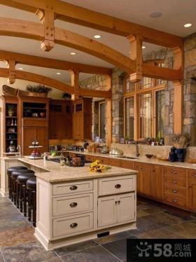 简约设计装修时尚厨房图片