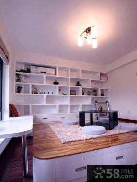家庭设计小户型榻榻米图片