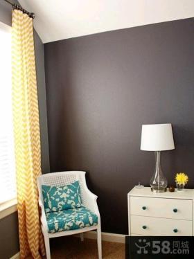 学府雅苑中式现代家庭房屋卧室装修设计效果图