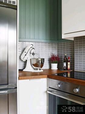 60平米现代风格公寓装修设计图片