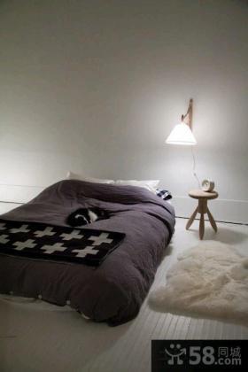 北欧混搭小户型客厅装修效果图