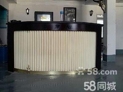 【图】大理石吧台,前台