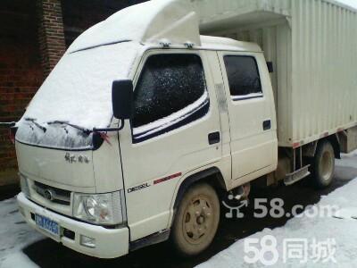 双排加长小货车 解放双排小货车高清图片