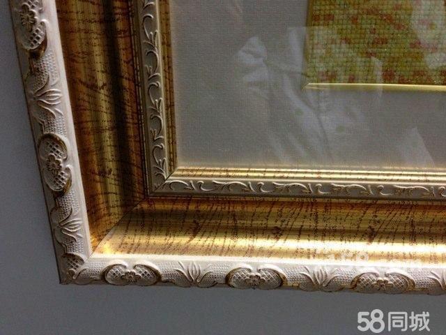 【图】黄金满地十字绣烈风-宝山共康艺术品/v黄金哥布林图纸成品图片