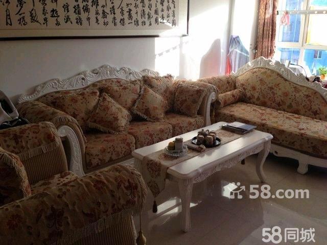 欧亚达,欧式沙发专柜购买9成新.