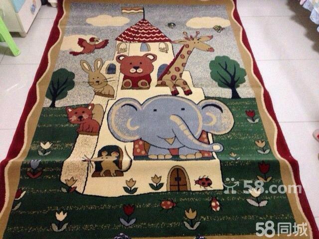 【图】全新儿童卡通可爱地毯