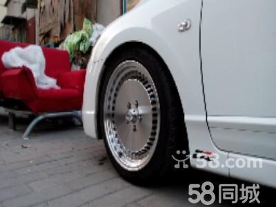 改装轮毂轮圈酷熊本田 思域   crv马自达6星骋cx5改装轮毂18 高清图片