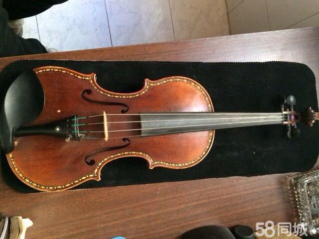 小提琴曲谱父亲