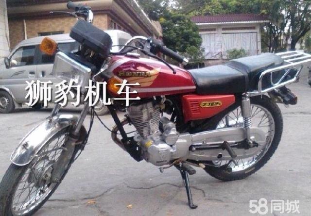 进口珠江本田,铃木豪爵125男士代步摩托车,低价出售