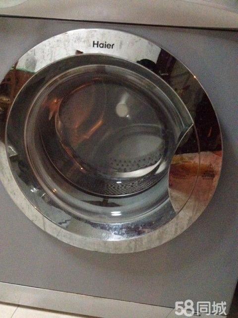 海尔玫瑰丽人滚筒洗衣机