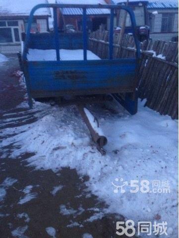 东风 304拖拉机 带拖斗 五大连池 二手 设 高清图片