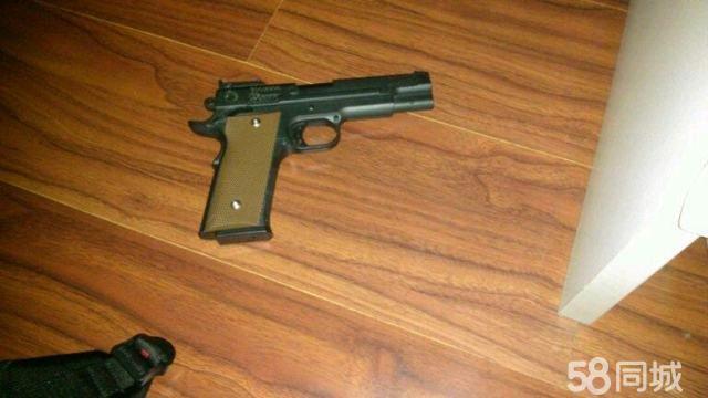 【图】g20打子弹玩具枪八成新