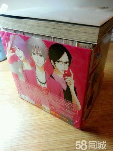 【图】日本漫画,电视剧同名男孩,粉红系漫画,全zawar漫画图片