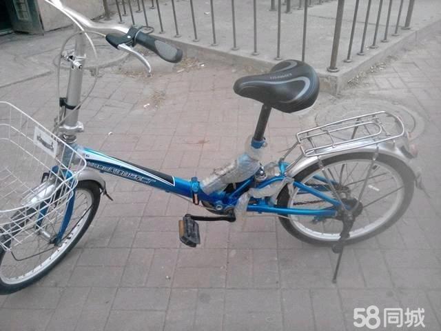 【图】转让一辆飞鸽20折叠自行车