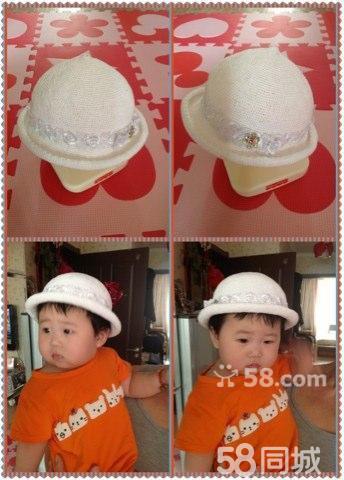 【图】纯手工宝宝夏凉帽