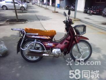 济南轻骑铃木摩托车110多少钱
