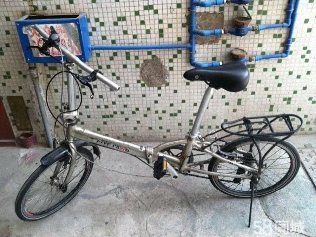 五羊儿童自行车安装步骤图 图解