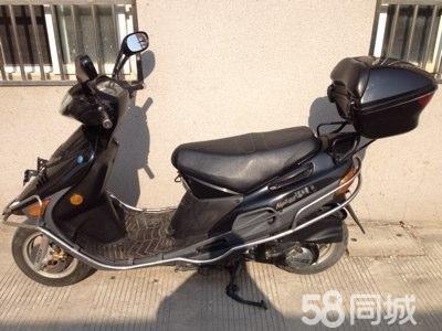 铃木海王星摩托车和豪爵海王星有什么区别图片