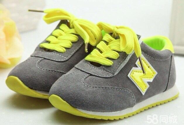 【图】n字鞋 儿童运动鞋