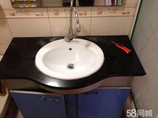 【图】大理石台面洗脸盆