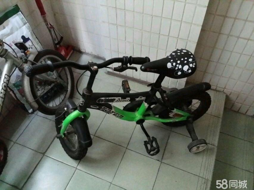 【图】大行旧折叠车,儿童车