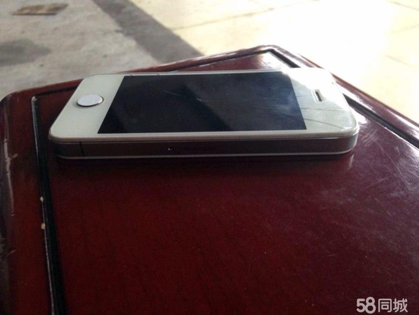 【图】白色欧版 iphone4