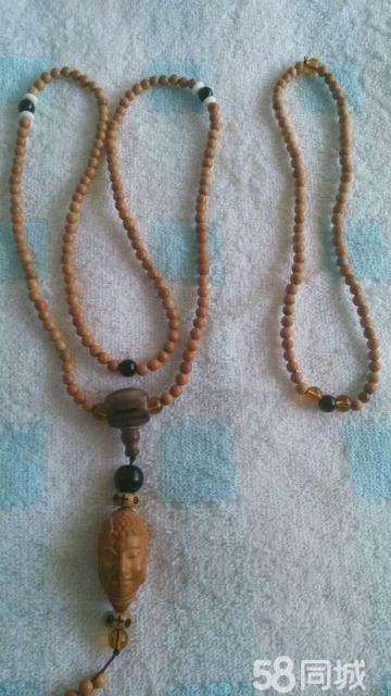 【图】橄榄核 小光珠 项链