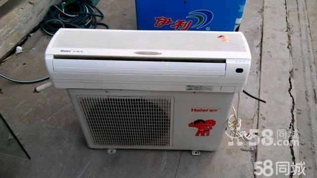 海尔大1.5匹空调,包安装,包送货 ,包维修