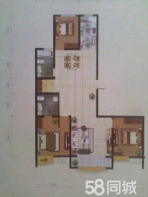 商品房房屋设计图