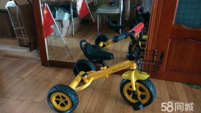 女小孩儿童三轮车