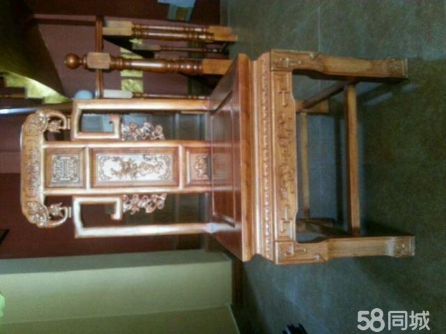 【图】中式家具正宗家具椅-金华市区婺城区家旧榆木v家具图片