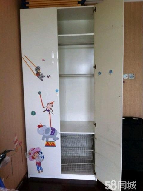 本人做儿童房衣柜使用可用到孩子成年