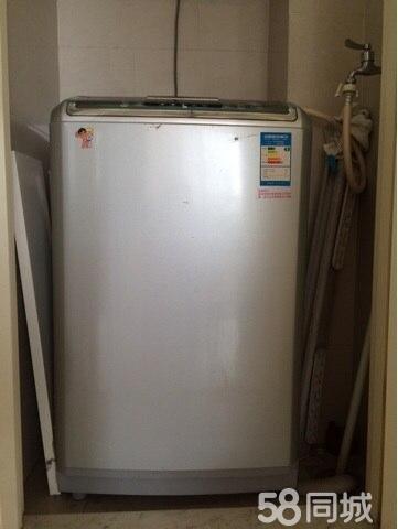 【图】海尔大神童全自动洗衣机