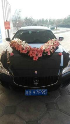 连云港奔驰-宝马-奥迪-保时捷豪华婚车服务