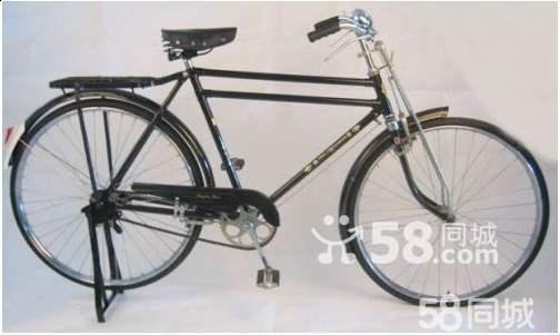 求28寸旧装凤凰 永久双通大猪乸 自行车及装备交易专区