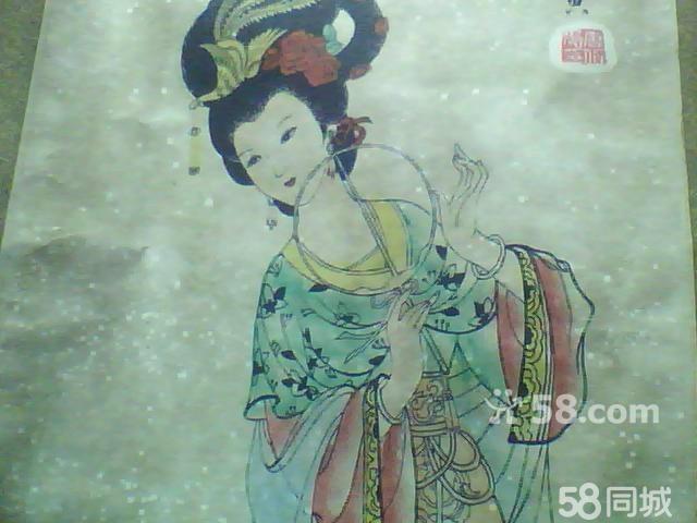 【图】唐伯虎之中国四大美女