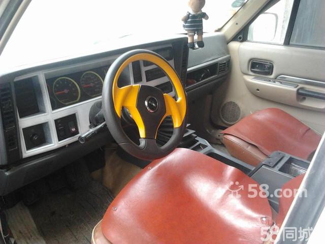 吉普切诺基 1994款 2021四驱 化油器 改高清图片