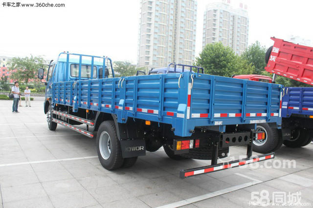 瑞沃140平板新车报价,福田瑞沃140新车平板,福田瑞沃140平高清图片