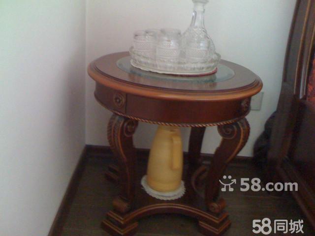 国际品牌亚振家具沙发,茶几(大,小)餐台(椅子),双叶纯实木沙发,餐桌
