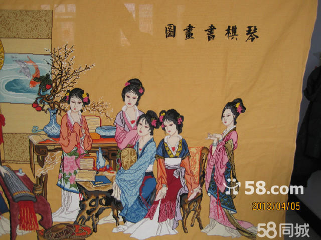 【图】>十八大美女 灌南艺术品/收藏品