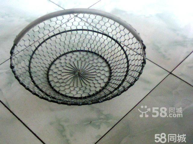 【图】农用铁丝编织筐(土篮)