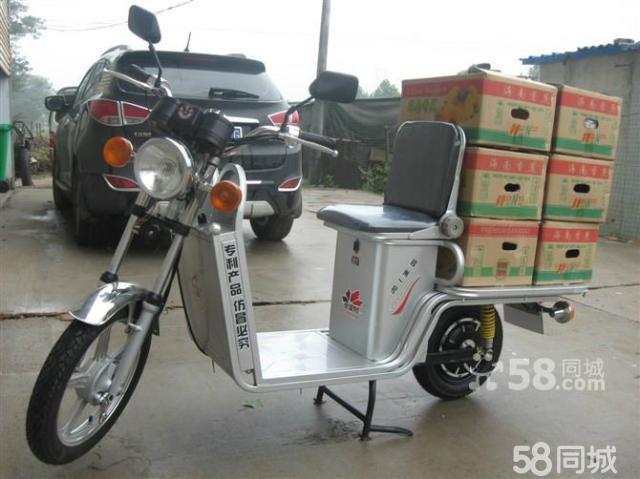 超级载重王电动车_【图】超级载重王多来骑电动车带货400斤真正的铁甲金-城区