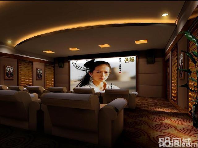 网吧加盟小型电影院 投资十万收入百万