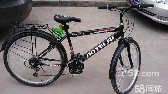 【图】红苹果山地自行车