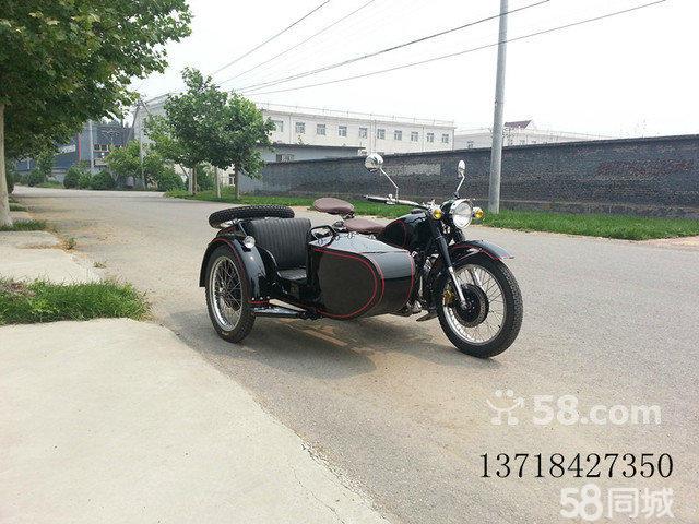 【图】出售长江750挎斗摩托车